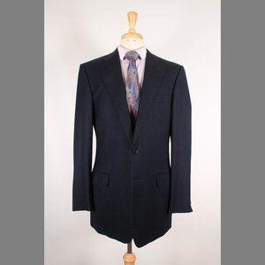 Ermenegildo Zegna 44L Gray Sport Coat B409